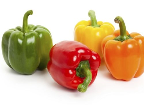 "Pepper ""capsicum"""