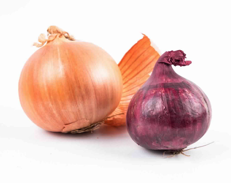 Red & Gold Onions